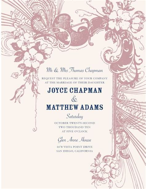 Casual Wedding Invitation Sles by Dress Code Wording For Wedding Invitations Wedding