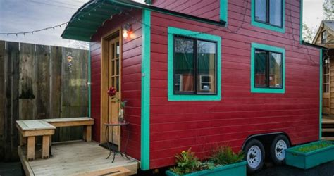 Caravan The Tiny House Hotel In Portland Or Caravan The Tiny House Hotel