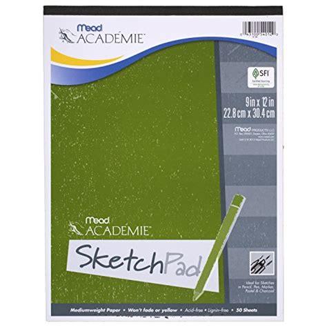 sketchbook pad academie