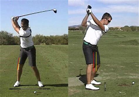 role of hips in golf swing backswing