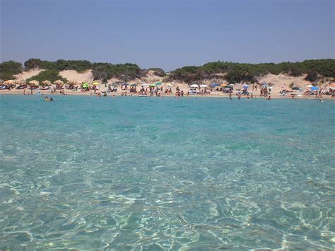 porto cesareo mare mare pugliese viaggi vacanze e turismo turisti per caso