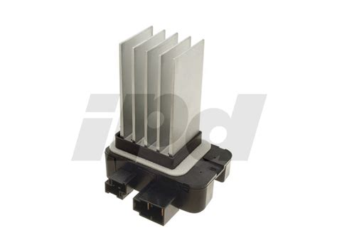 heater fan blower resistor     electronic climate control genuine volvo