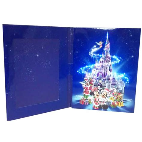 your wdw store disney picture frame happy holidays