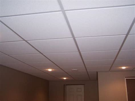 Ceiling Materials Ideas by Basement Drop Ceiling Ideas And The Installation Process