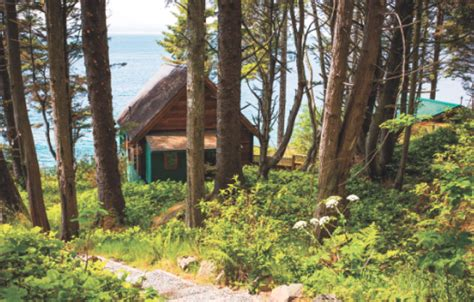 Point No Point Cabins by Five Great Cabin Getaways For Fall Huffpost