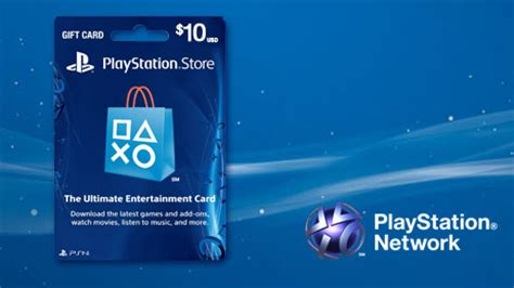 Playstation Gift Cards - buy playstation store gift card 10 dlcompare com
