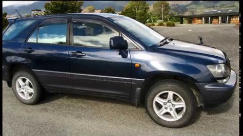 Bequick 1998 Toyota Harrier Lexus Rx300 Skivehicle Nelson