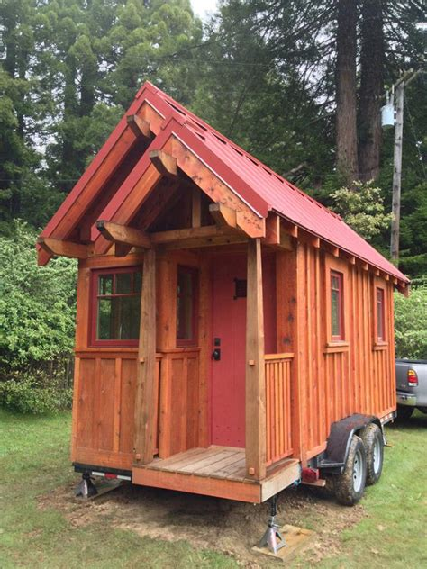 The 115 Sq Ft Weller Tiny House On Wheels By Jay Shafer Tiny House Shafer