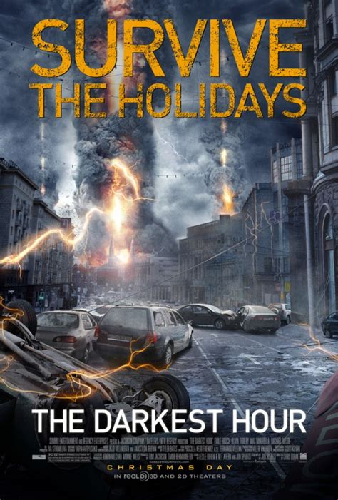darkest hour houston theaters the darkest hour theatrical poster first look at the
