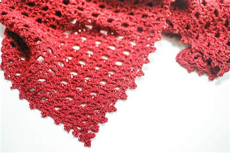 crochet beaded edging patterns crochet pattern lace shawl with beaded edging by