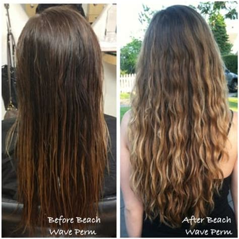 before and after photos of permant waves with frizzy hair 1000 images about body wave perm on pinterest