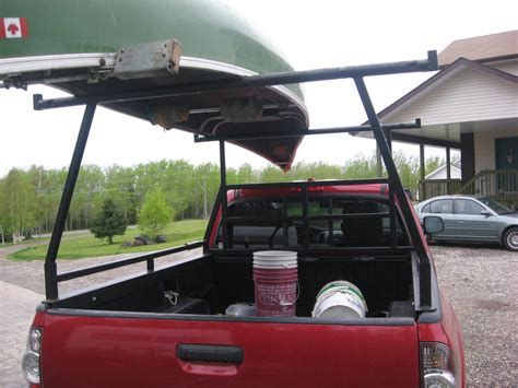 Diy Truck Canoe Rack by Canoe Rack Truck Stuff