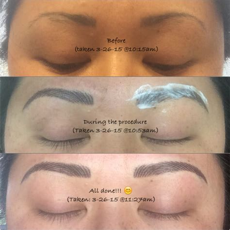 tattoo eyebrows ta fl 3d eyebrow tattoo 66 photos tattoo 9060 telstar ave