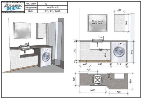 Merveilleux Meuble De Salle De Bain Arrondi #3: dimensions-meuble-salle-de-bain-beton-cire.jpg