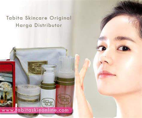 Original Tabita Skincare founder tabita skin care original