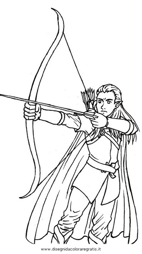 free coloring pages of lord of the rings