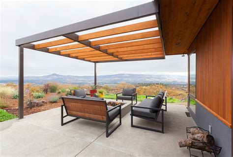 Design Your Patio by 20 Immersive Contemporary Patio Designs That Will