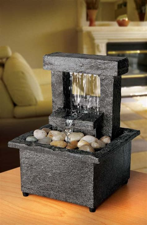 battery operated tabletop fountain tabletop fountain