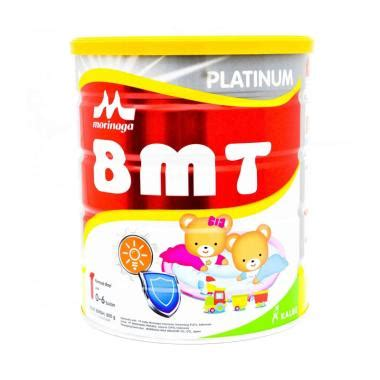 Bmt Platinum 1 400 Gr morinaga terbaru di kategori formula makanan bayi