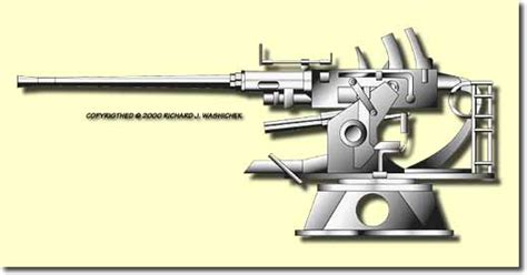 pt boat armament pt boats inc drawing section armament 40mm gun