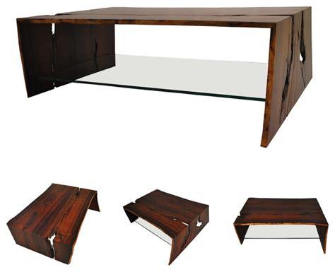 rotsen furniture live edge cocobolo slab coffee table rotsen furniture contemporary coffee tables los