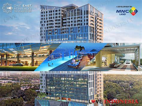 Apartment One East Residence Surabaya One East Residence Indonesia