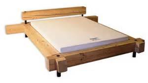 lit matelat lit poutre pour matelas 180x200