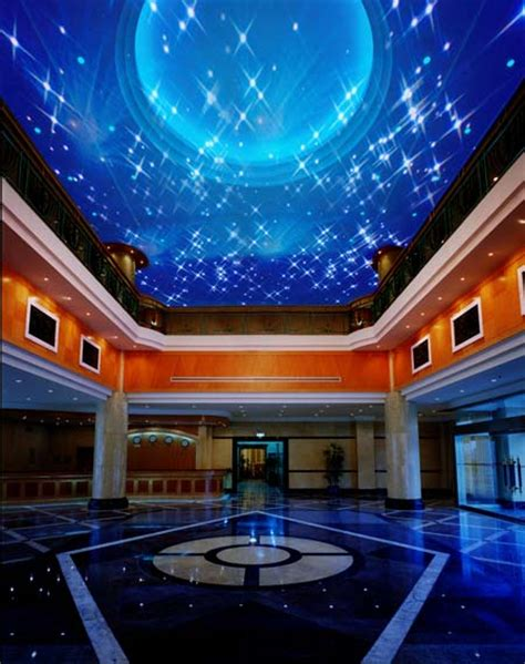 Fiber Optic Ceiling Cost by Starry