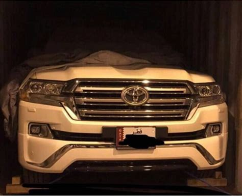 Toyota Landcruiser 2016 Top End 2016 Toyota Land Cruiser Vx S Front End