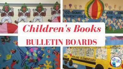 children picture book ideas the reading roundup children s books bulletin board ideas