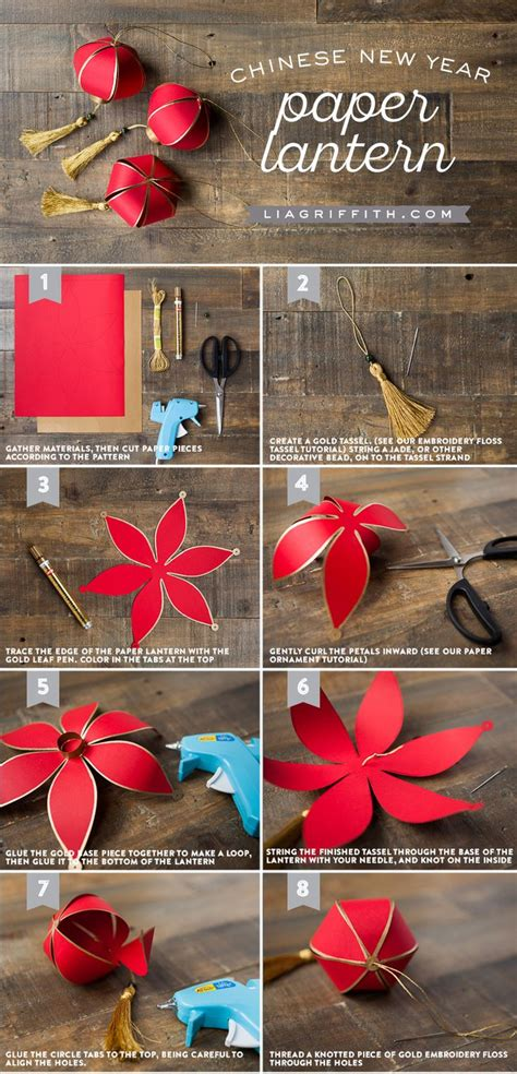 new year lantern easy diy new year paper lantern diy paper lanterns
