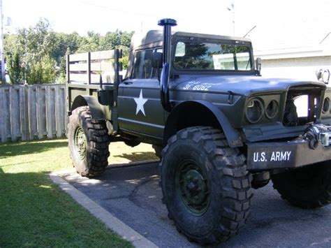 jeep kaiser lifted lifted jeep m715 images