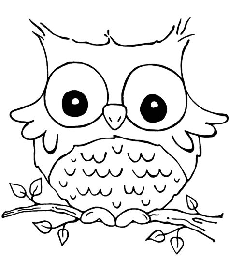 owl birthday coloring page son of funny grieving owl coloring pages owl coloring