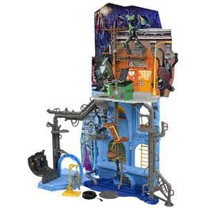 Mutant ninja turtles secret sewer lair playset playmates toys quot r quot us