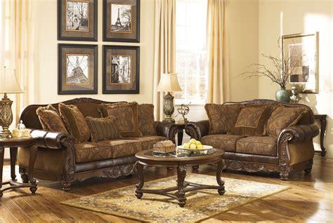 antique living room set fresco durablend antique living room set from