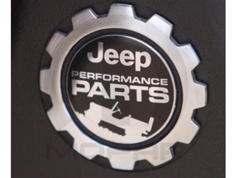 Jeep Performance Parts Jeep Performance Parts Emblem 82214271