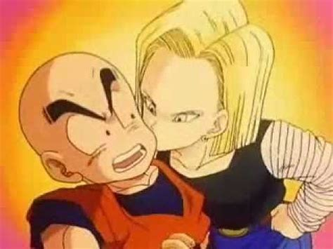 android 18 and krillin krillin and android 18 high