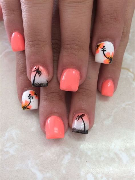 bright pattern nails 25 best ideas about neon acrylic nails on pinterest