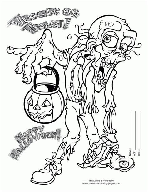 halloween coloring pages printable free coloring home halloween coloring pages free printable scary coloring home