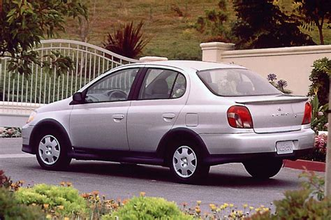 Built In Window Seat 2000 05 toyota echo consumer guide auto
