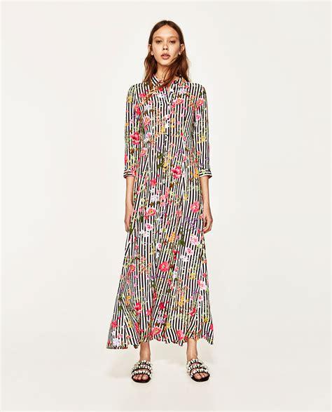 Maxi 2w Ts robes longues imprim 233 es fleurs