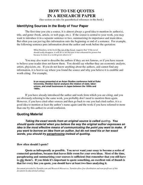 Quotes Essay by Quoting Quotes Apa Sles Quotesgram