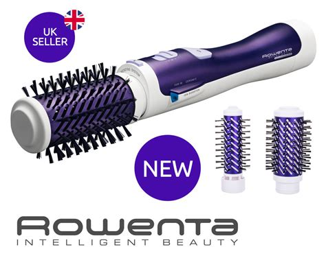 Hair Dryer Brush Rotating rowenta 9320 rotating air brush 1000w 220v hair