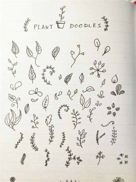 doodle diary ideas bullet journal journaling bullet