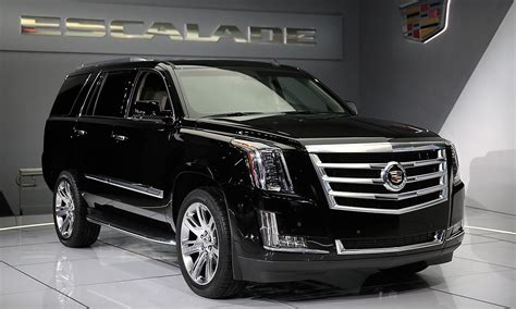 Cadillac Motors by Gm Rolls Out 10 000 Discount On Escalade To Fend