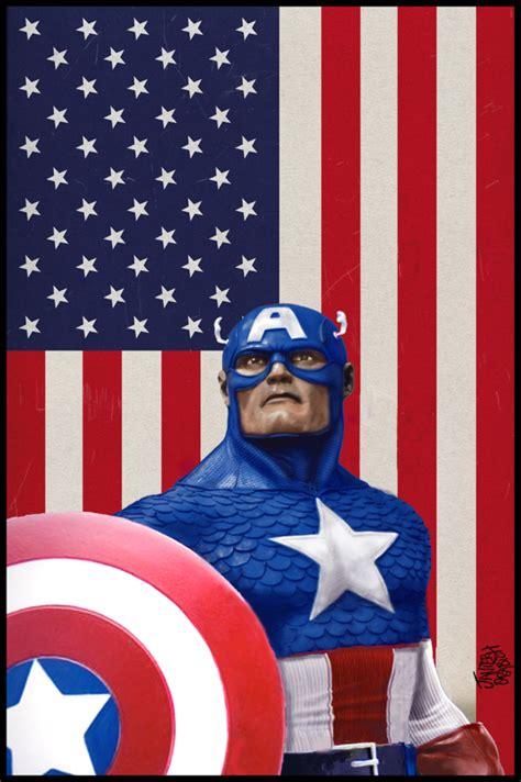 Captain America Patriot by Captain America The Patriot By Orabich On Deviantart