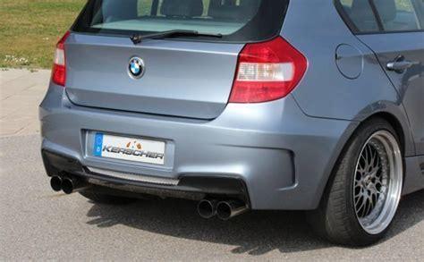 Bmw E60 Tieferlegung Kosten by Bmw E87 M Hecksto 223 Stange G 252 Nstig Auto Polieren Lassen