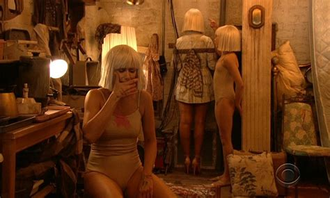 Chandelier Ellen Who Is The Real Sia The Story Behind The Singer Who