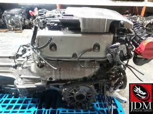 Acura V6 Engine 96 00 Honda Legend Acura Rl 3 5l V6 Engine Jdm C35a