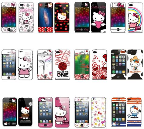 Sticker Front Back Iphone 5 Hello 1 hello front and back color screen protector guard
